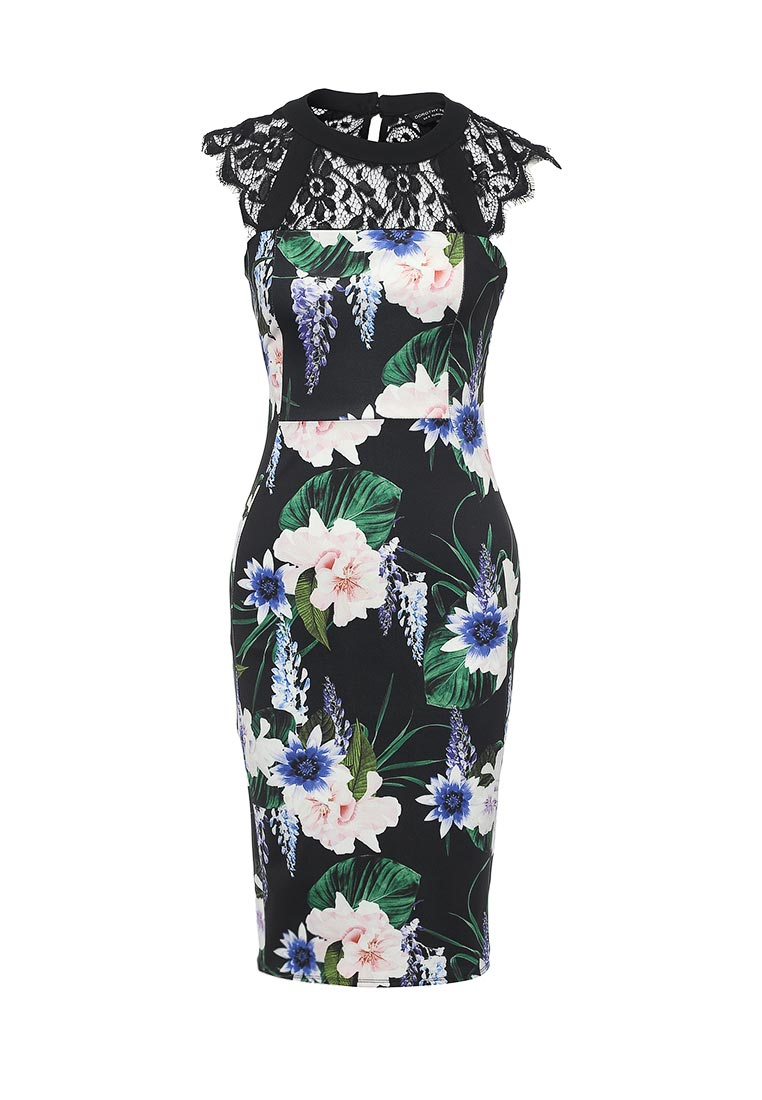 Платье-миди Dorothy Perkins (Дороти Перкинс) 7318910