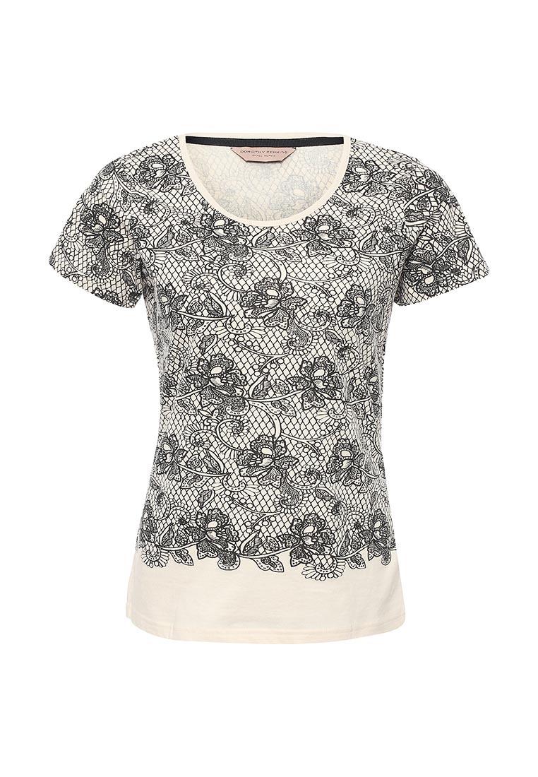 Домашняя футболка Dorothy Perkins (Дороти Перкинс) 33118083