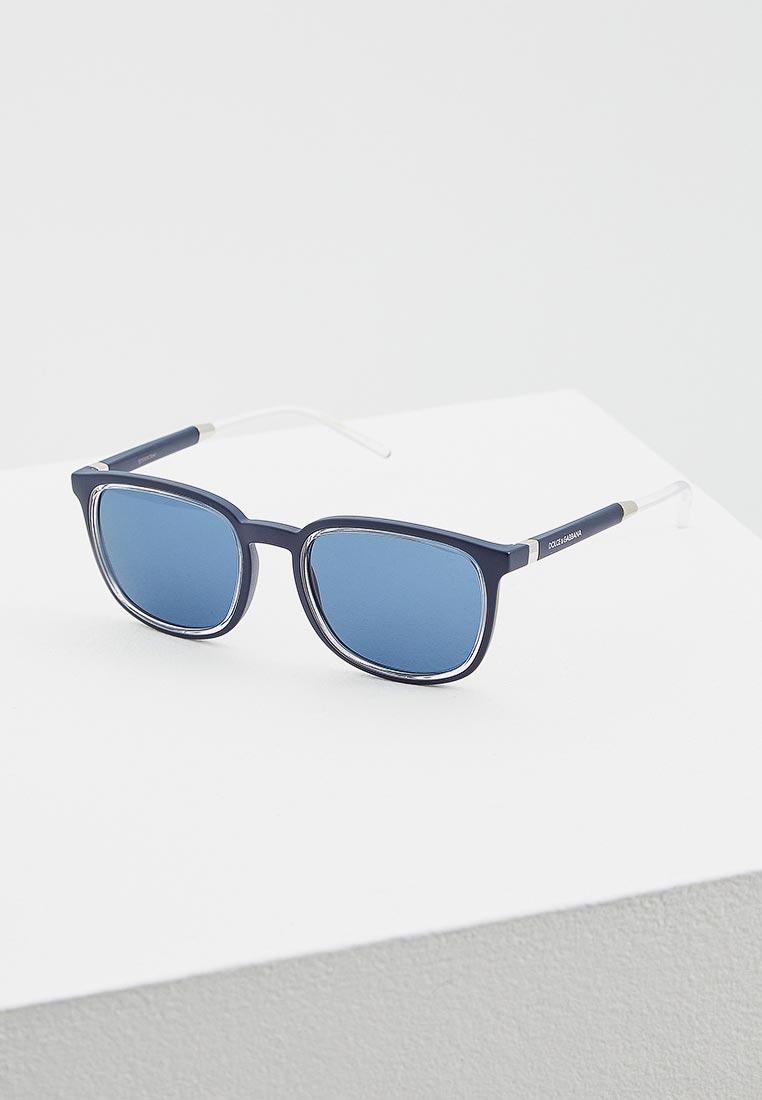 Мужские солнцезащитные очки Dolce&Gabbana 0DG6115