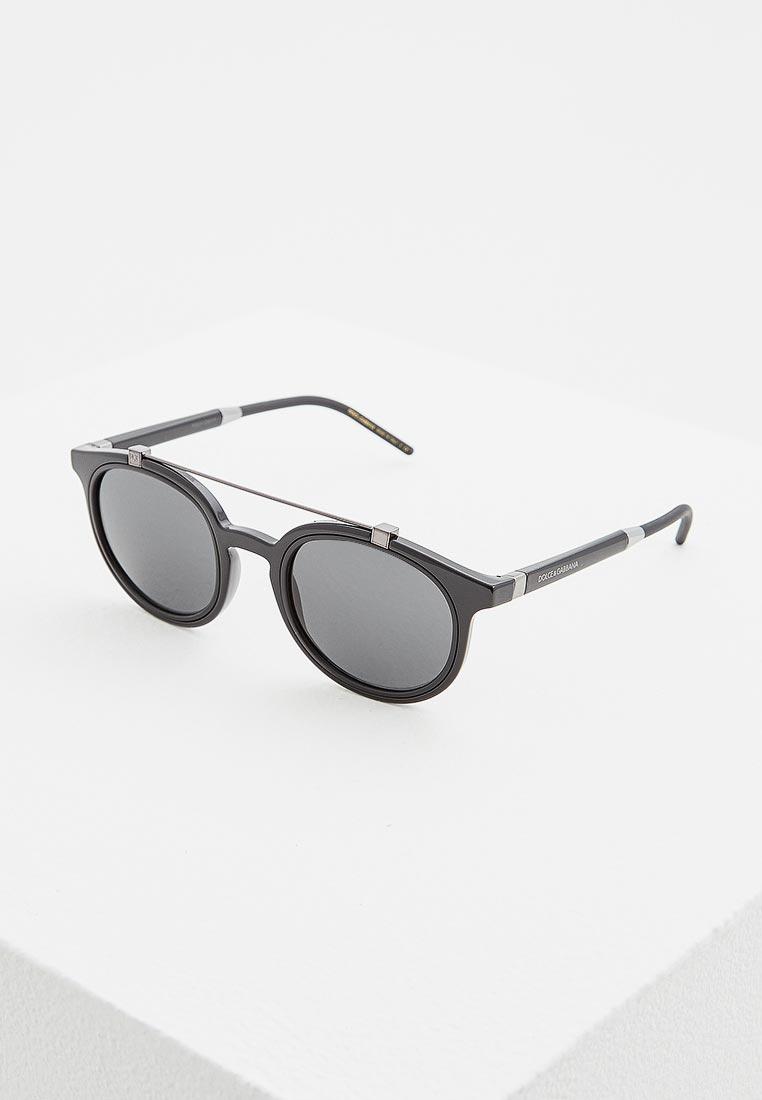 Мужские солнцезащитные очки Dolce&Gabbana 0DG6116