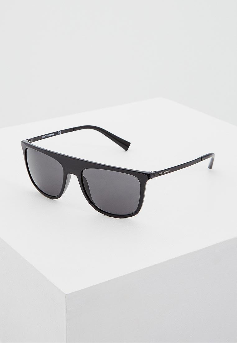 Мужские солнцезащитные очки Dolce&Gabbana 0DG6107