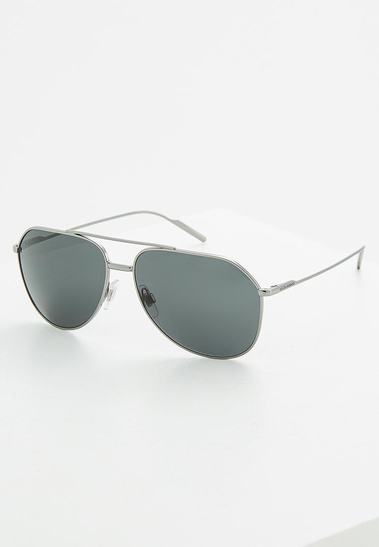 Мужские солнцезащитные очки Dolce&Gabbana 0DG2166