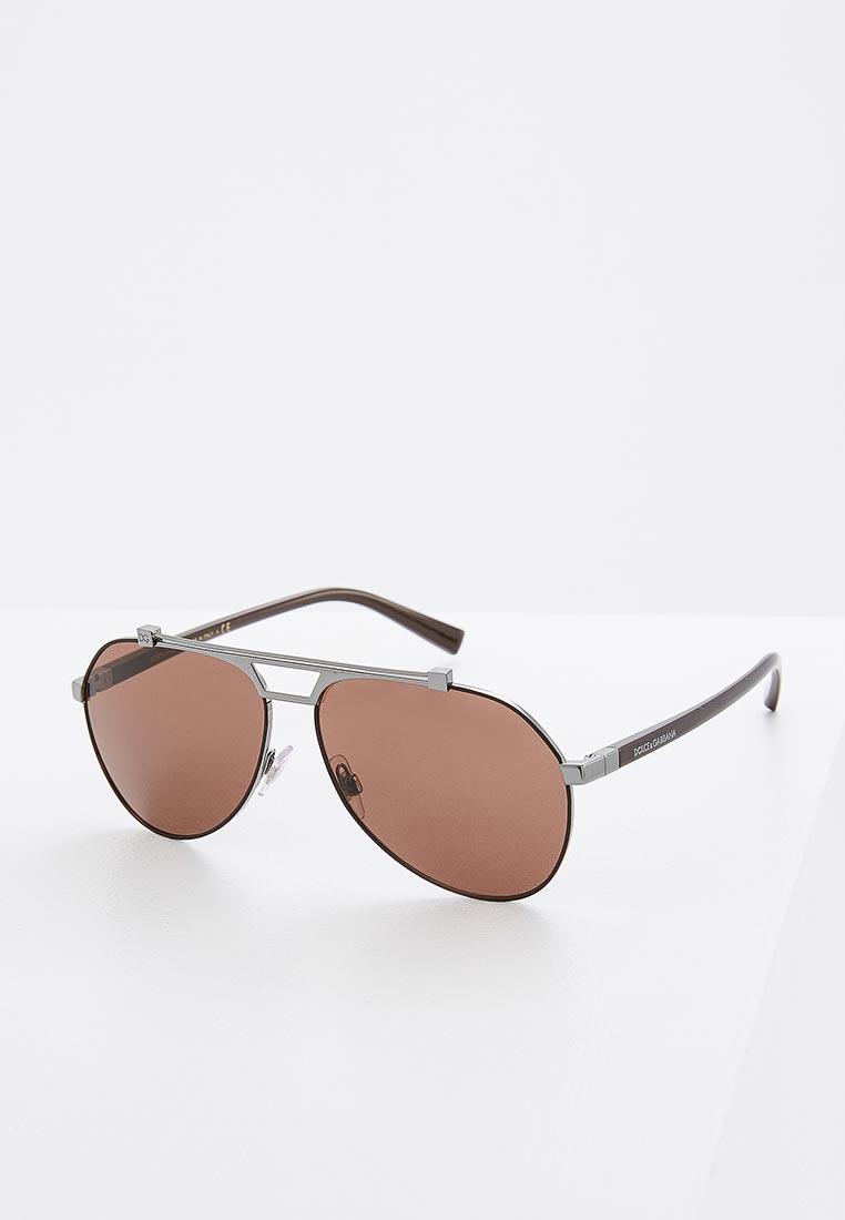 Мужские солнцезащитные очки Dolce&Gabbana 0DG2189