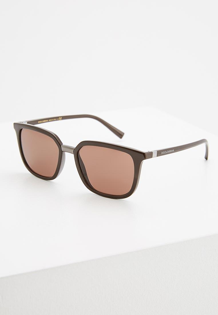 Мужские солнцезащитные очки Dolce&Gabbana 0DG6114