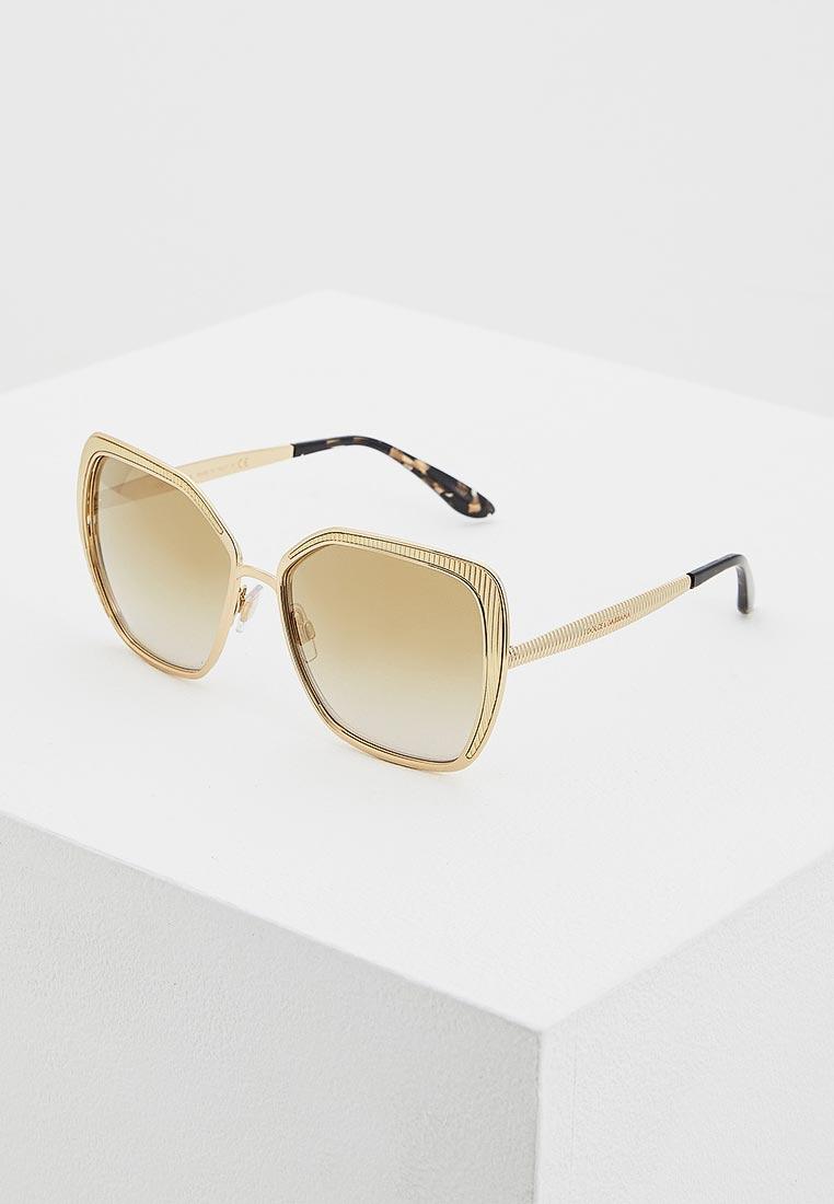 Женские солнцезащитные очки Dolce&Gabbana 0DG2197