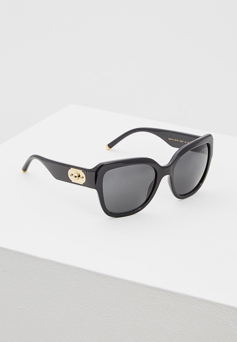 Женские солнцезащитные очки Dolce&Gabbana 0DG6118