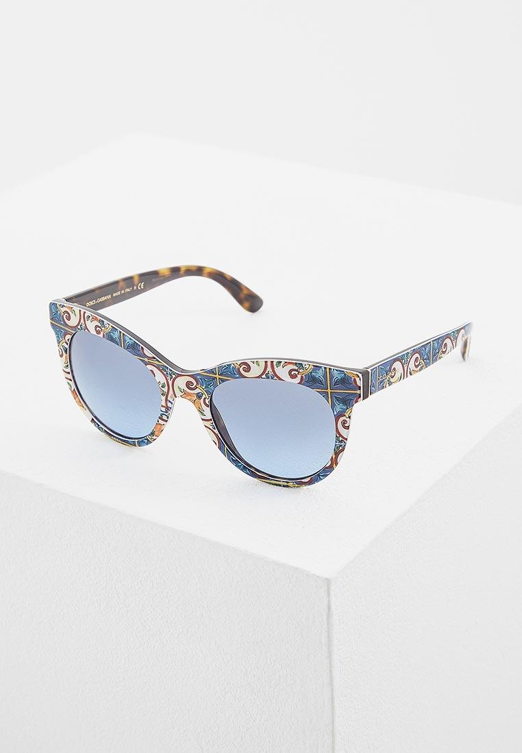 Женские солнцезащитные очки Dolce&Gabbana 0DG4311
