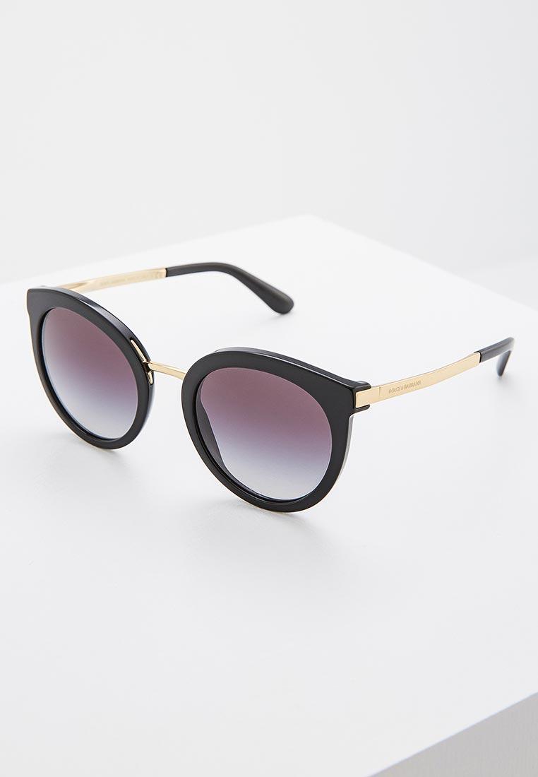 Женские солнцезащитные очки Dolce&Gabbana 0DG4268