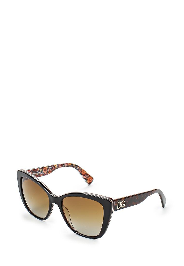 Женские солнцезащитные очки Dolce&Gabbana 0DG4216