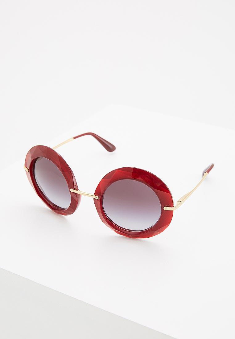 Женские солнцезащитные очки Dolce&Gabbana 0DG6105
