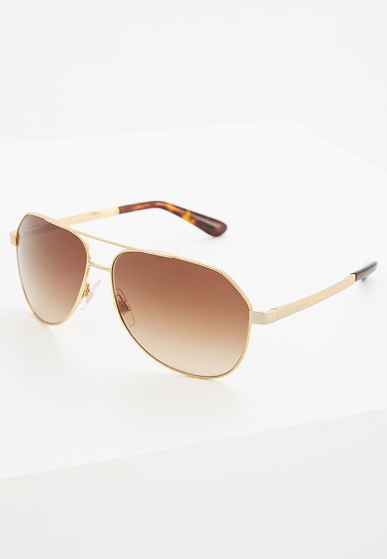 Женские солнцезащитные очки Dolce&Gabbana 0DG2144