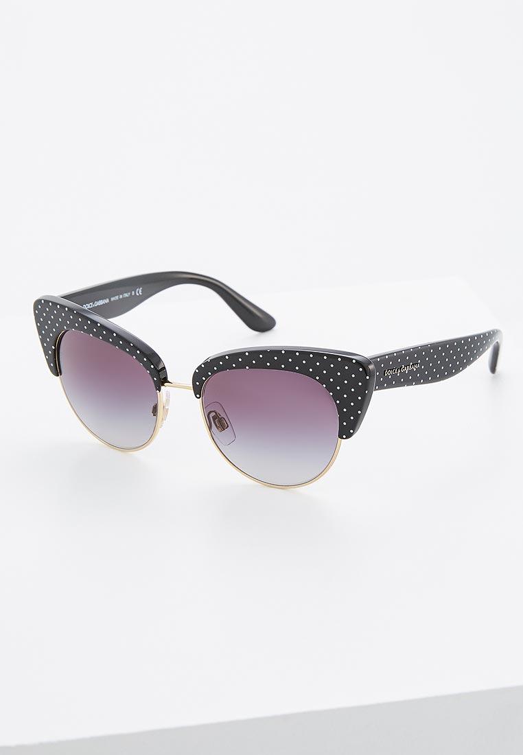 Женские солнцезащитные очки Dolce&Gabbana 0DG4277
