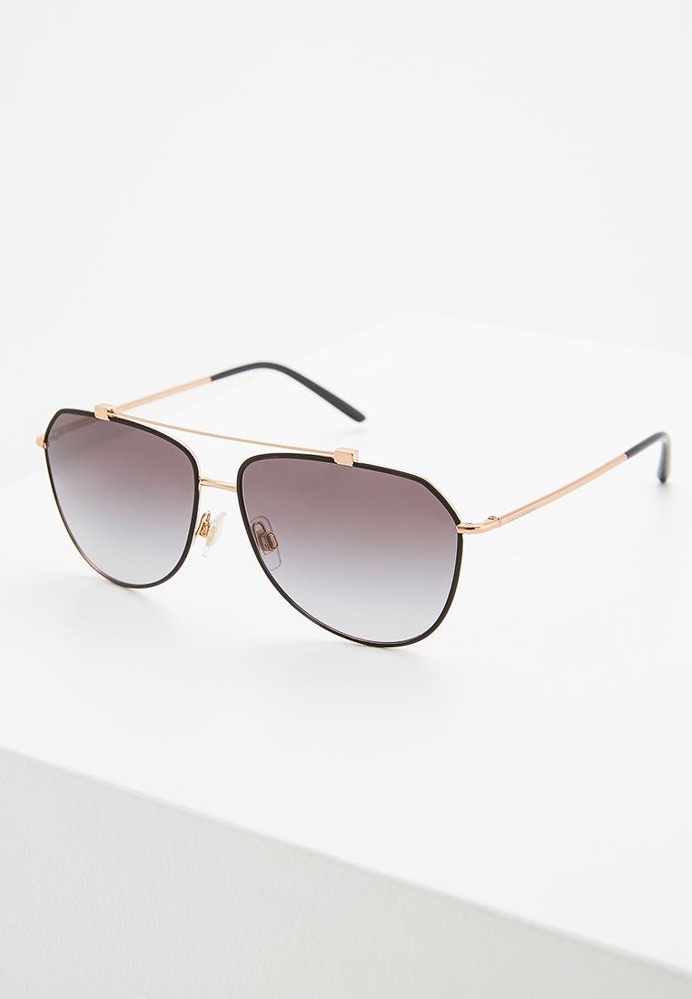 Женские солнцезащитные очки Dolce&Gabbana 0DG2190