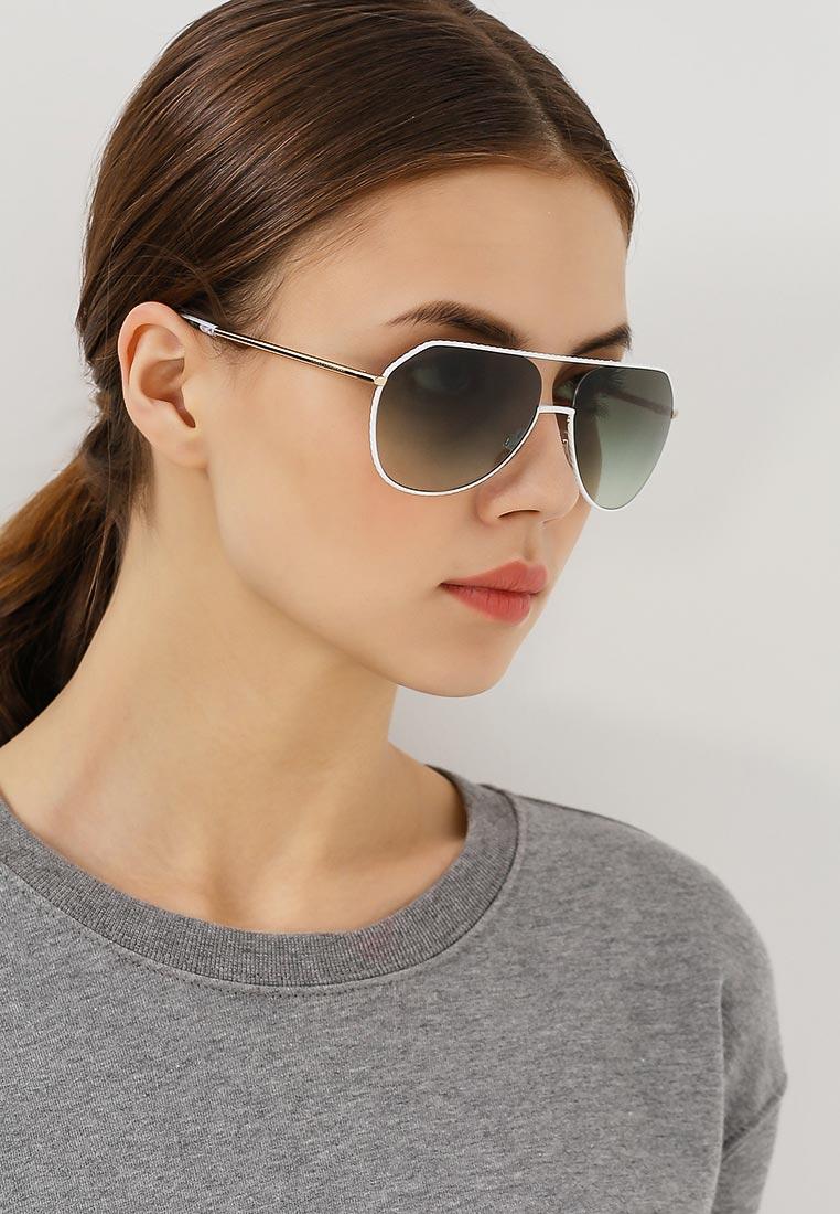 Женские солнцезащитные очки Dolce&Gabbana 0DG2191