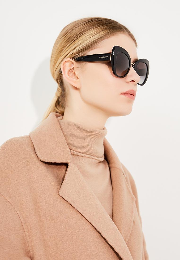 Женские солнцезащитные очки Dolce&Gabbana 0DG4319