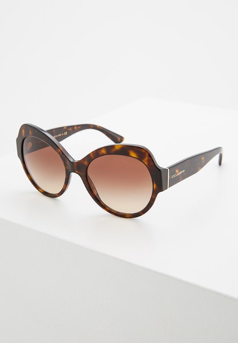 Женские солнцезащитные очки Dolce&Gabbana 0DG4320