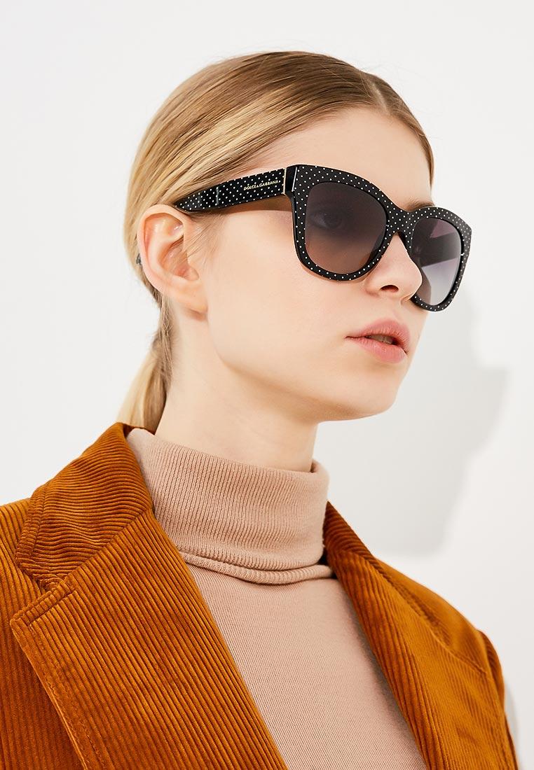 Женские солнцезащитные очки Dolce&Gabbana 0DG4270