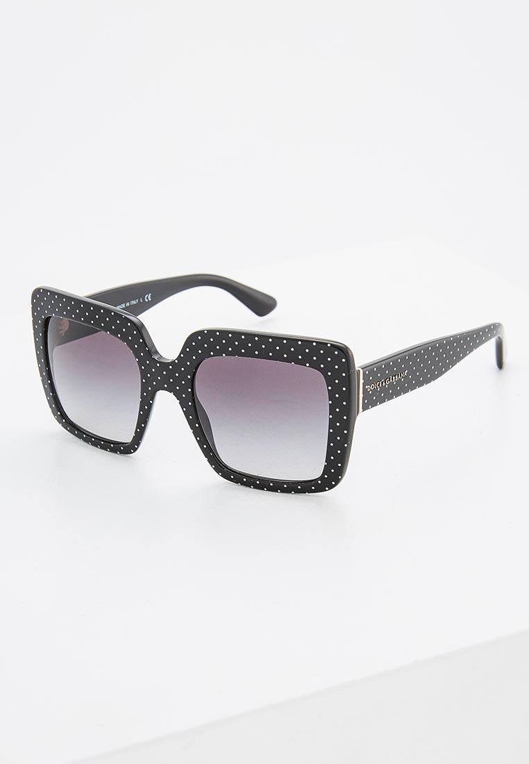 Женские солнцезащитные очки Dolce&Gabbana 0DG4310