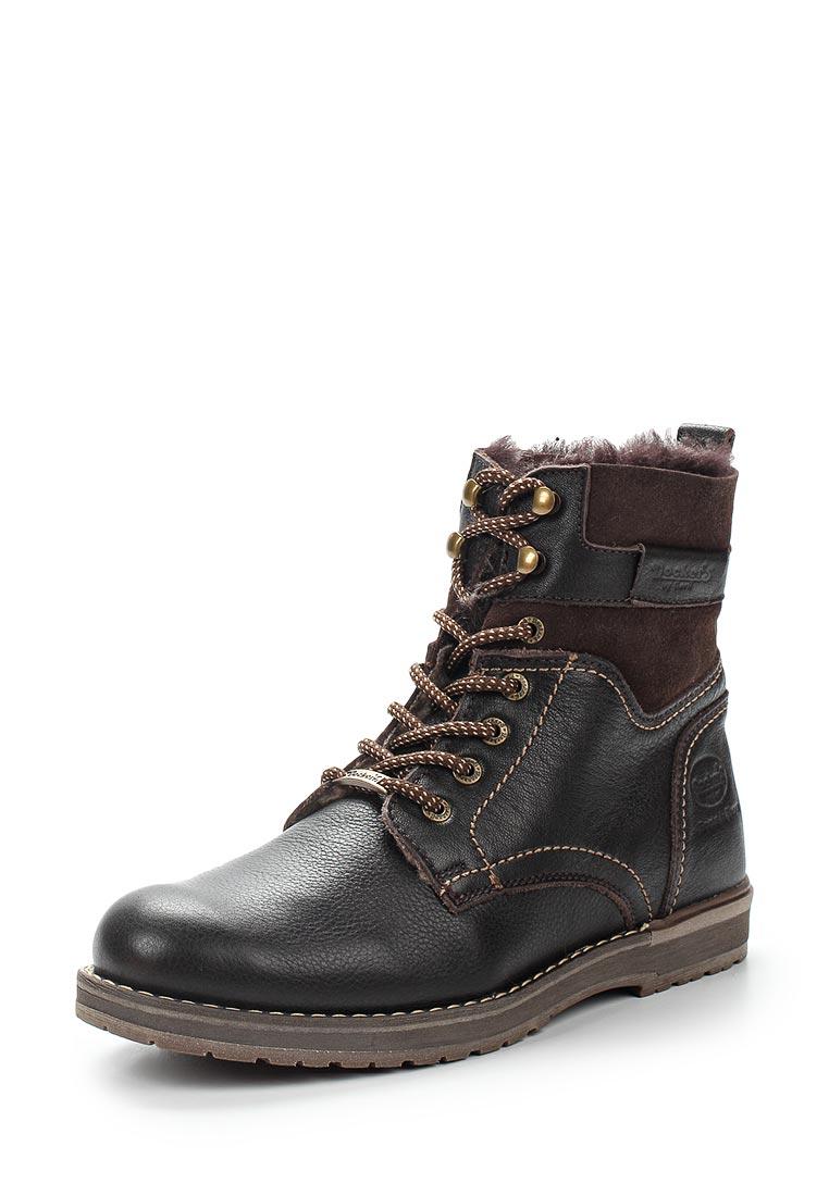 Мужские ботинки Dockers by Gerli 130103