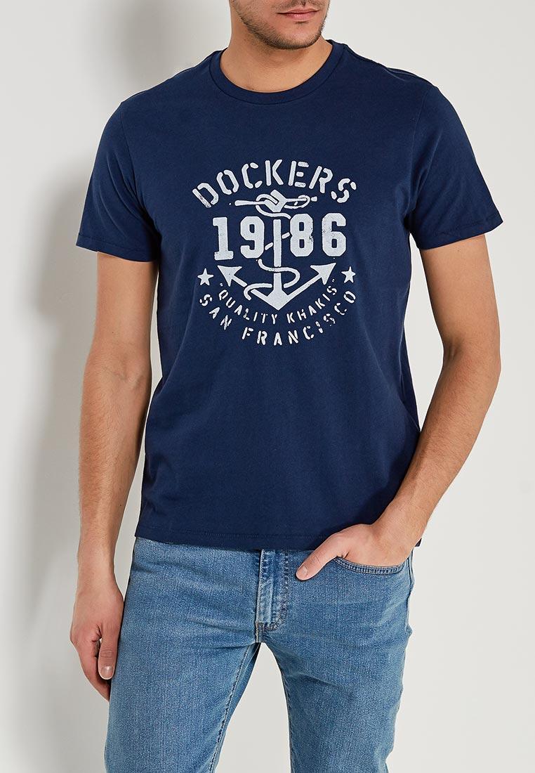 Футболка с коротким рукавом Dockers 3293100380