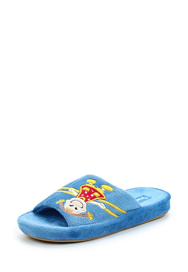 Домашняя обувь для девочек Dream Feet DF12-34C