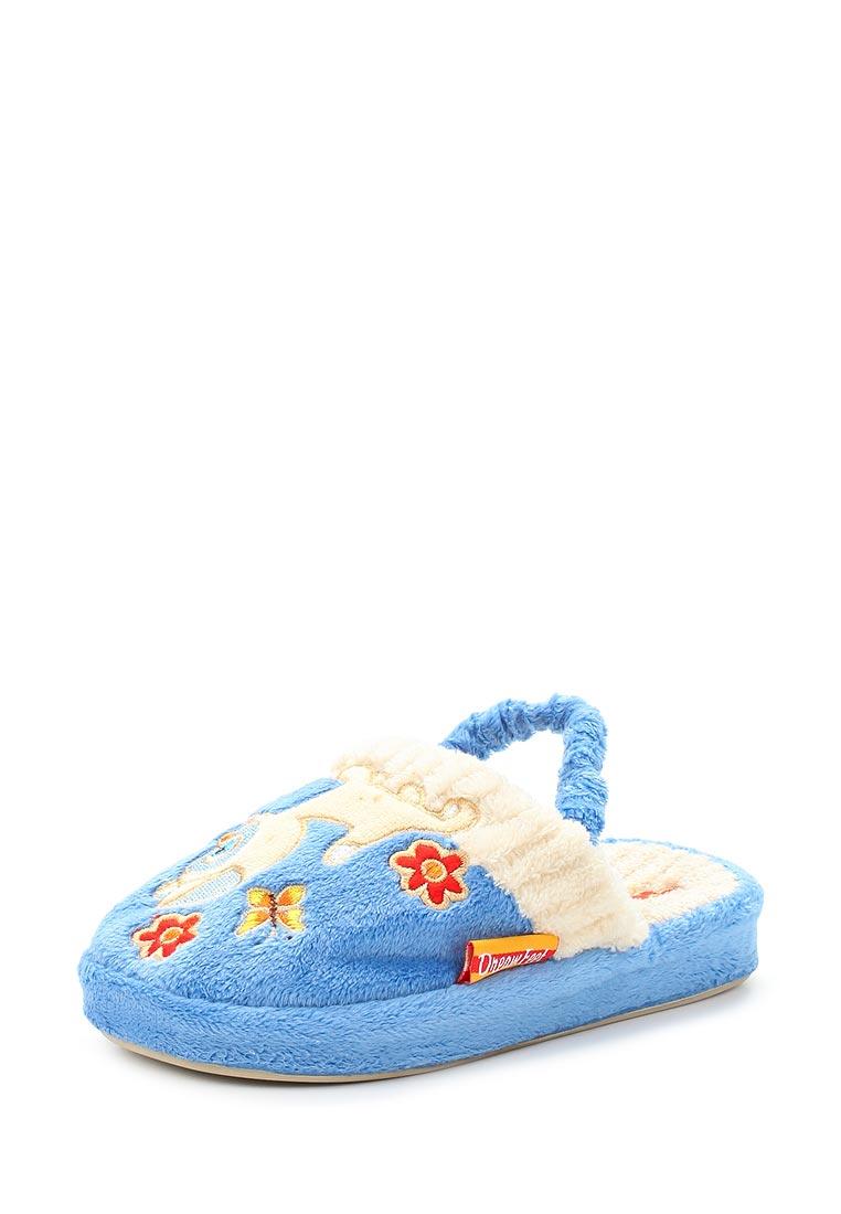 Домашняя обувь для девочек Dream Feet HC-DF-008