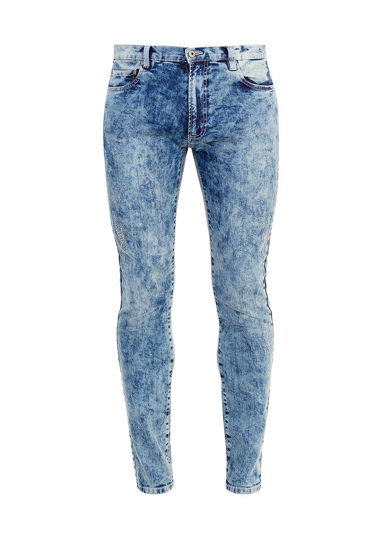 Зауженные джинсы d-Struct D MIQUEL W