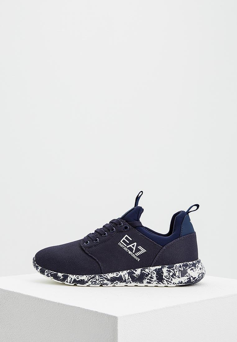 Женские кроссовки EA7 248053 8P299