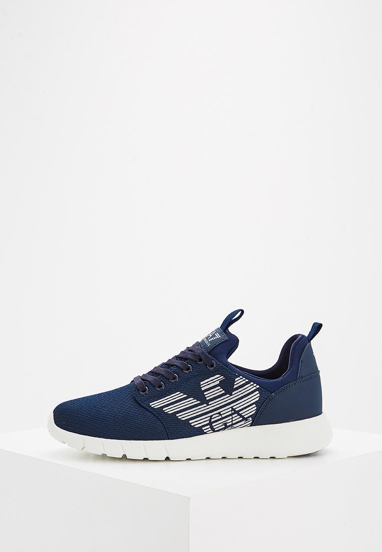Мужские кроссовки EA7 248050 CC299