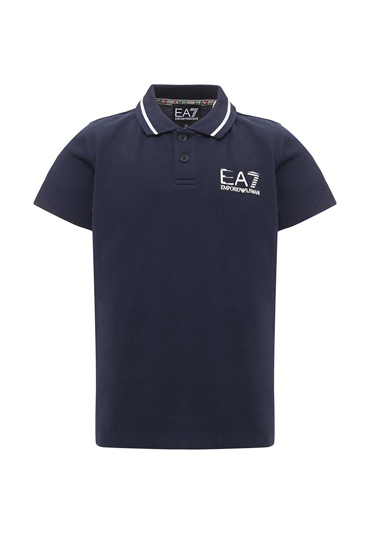 Поло для мальчиков EA7 6YBF53 BJ04Z