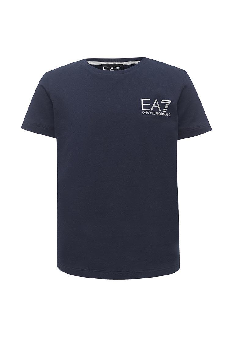 Футболка EA7 3ZBT51 BJ02Z
