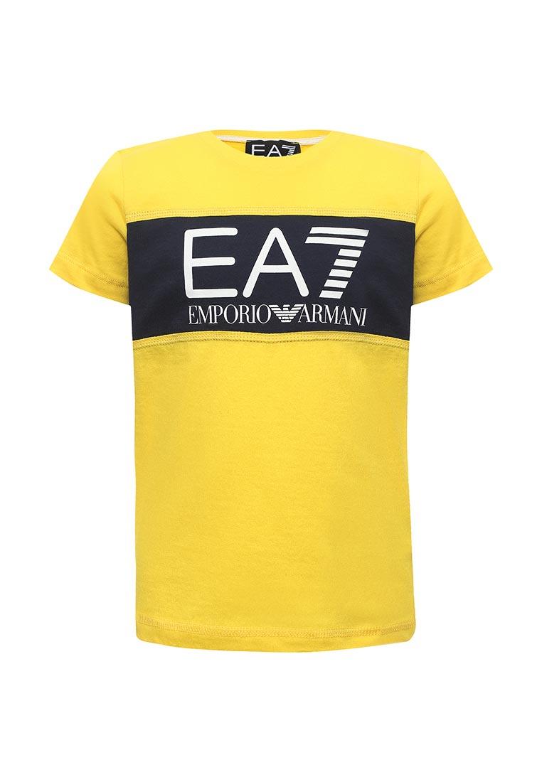 Футболка EA7 3ZBT54 BJA2Z