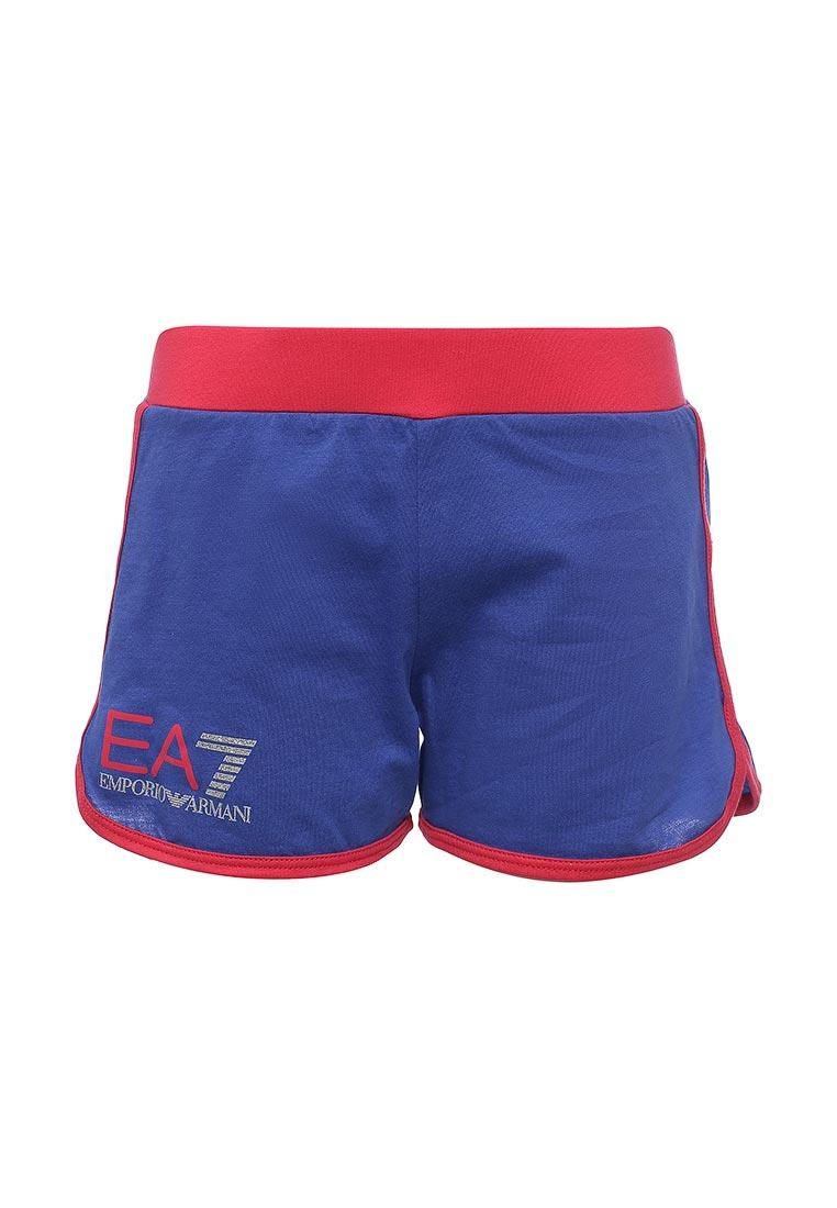 Шорты для девочек EA7 3YFS52 FJ22Z