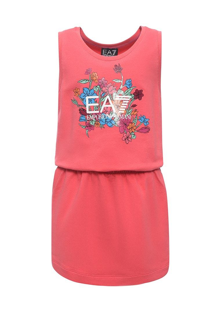 Повседневное платье EA7 3ZFA51 FJE9Z