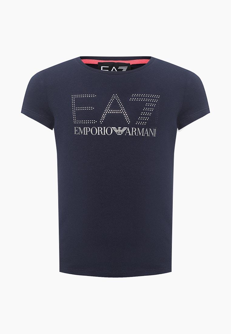 Футболка EA7 3ZFT52 FJ29Z