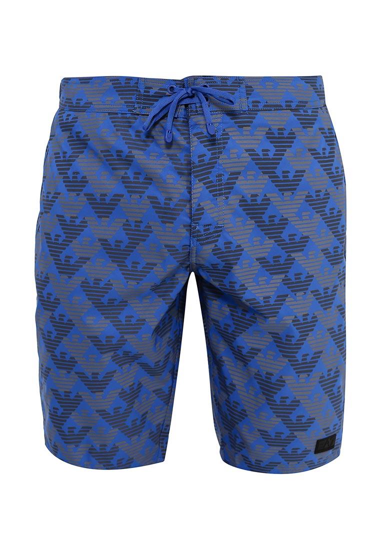 Мужские шорты для плавания EA7 902006 7P729