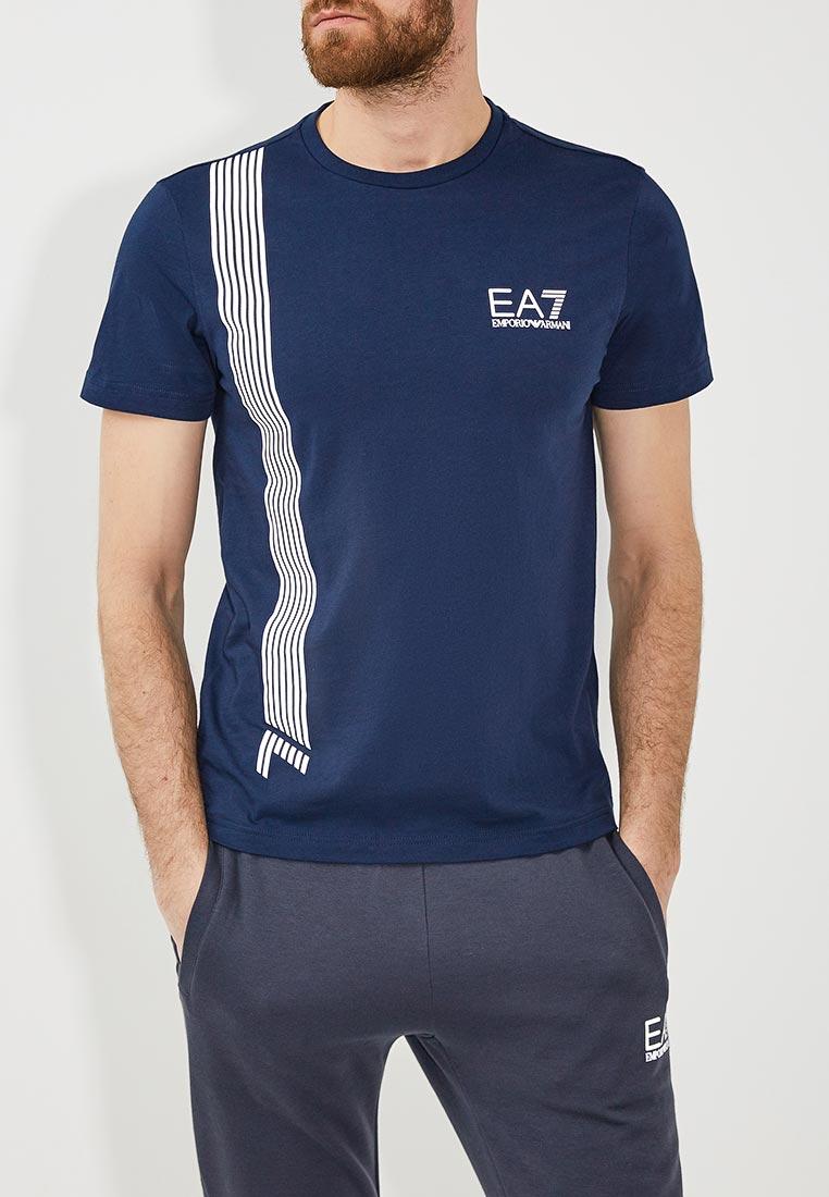 Футболка EA7 3ZPT70 PJ02Z