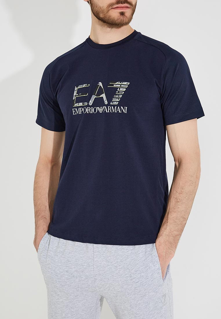 Футболка EA7 3ZPT19 PJ03Z