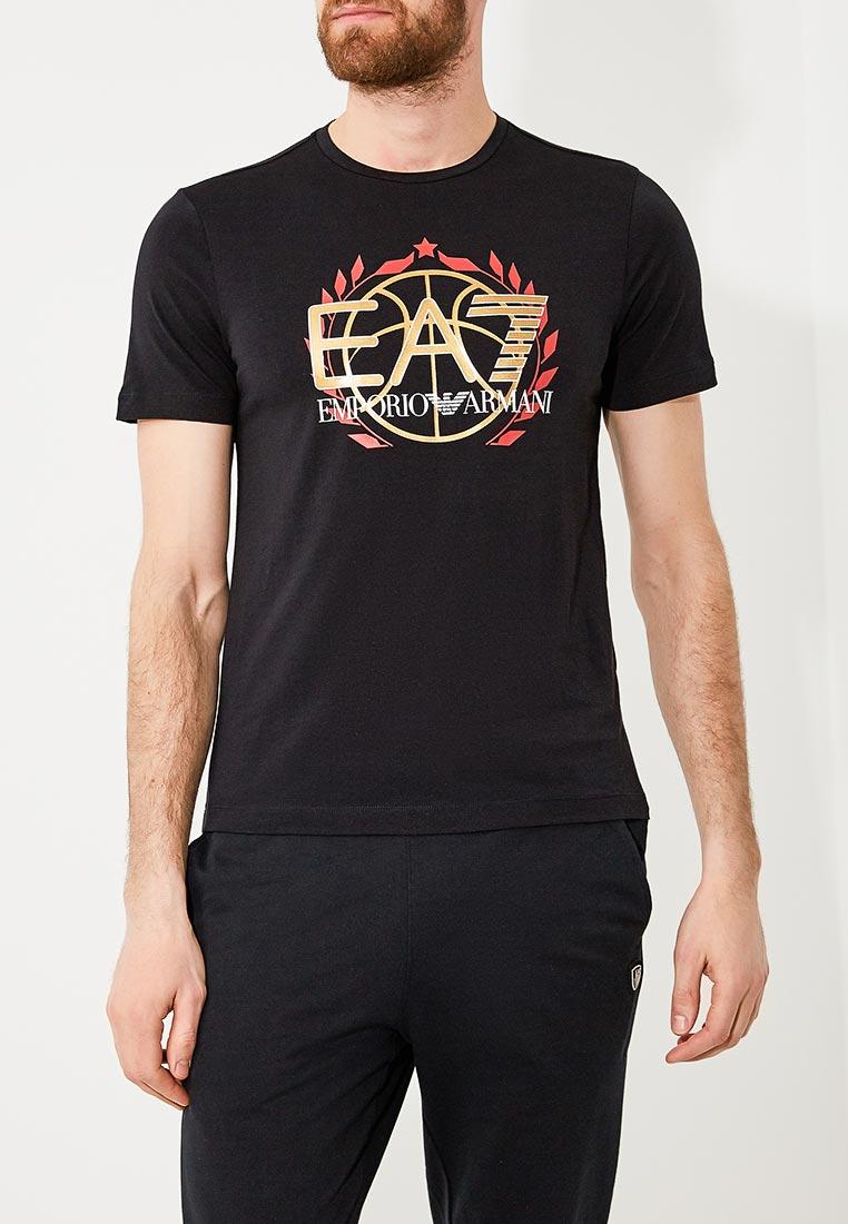 Футболка EA7 3ZPT93 PJ03Z