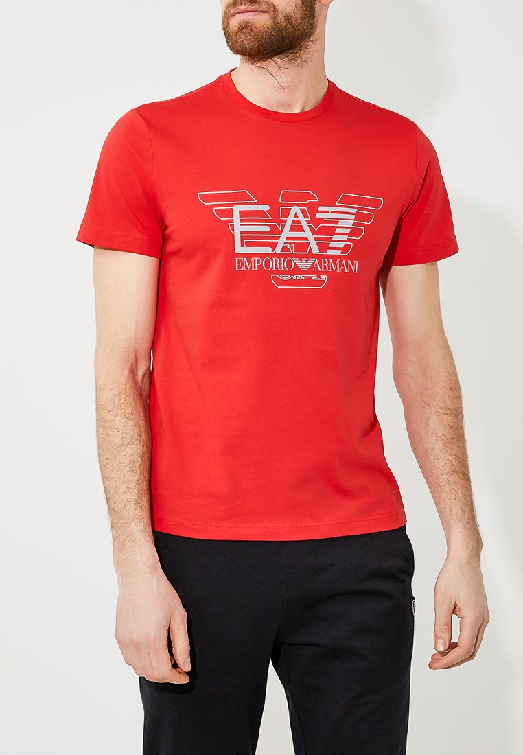 Футболка EA7 3ZPT45 PJ30Z