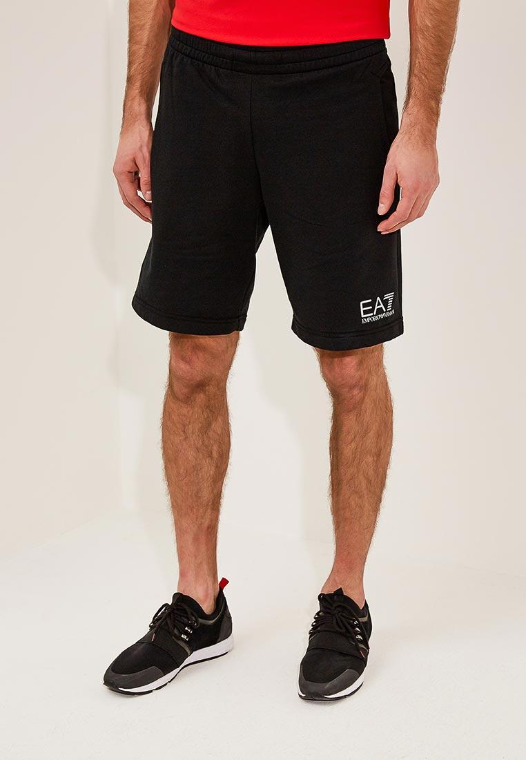 Мужские повседневные шорты EA7 3ZPS51 PJ05Z