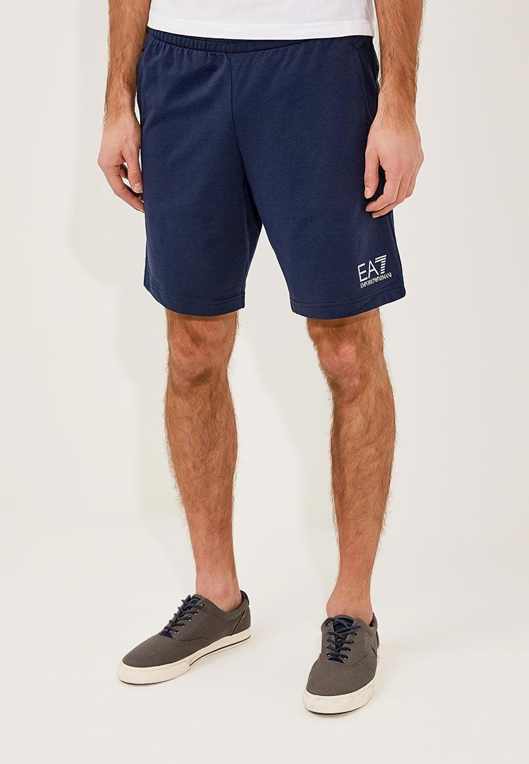Мужские спортивные шорты EA7 3ZPS51 PJ05Z