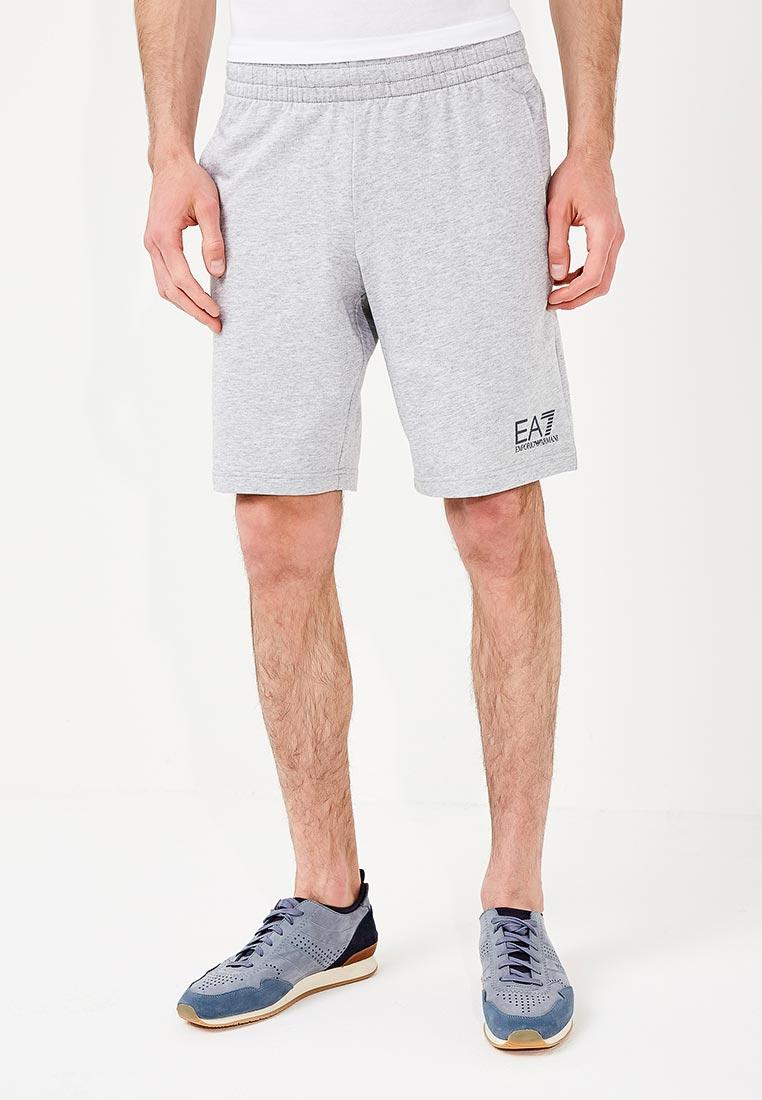 Мужские шорты EA7 3ZPS51 PJ05Z