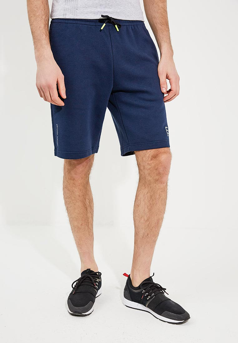 Мужские повседневные шорты EA7 3ZPS62 PJJ5Z