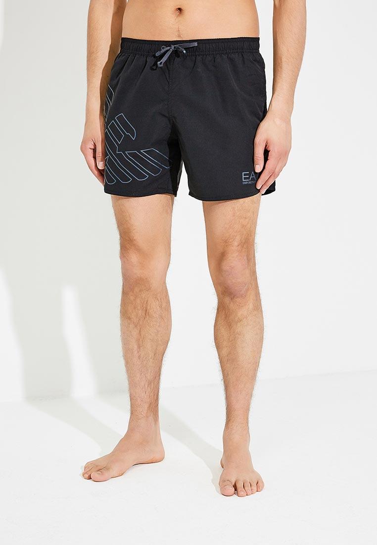 Мужские шорты для плавания EA7 902000 8P724