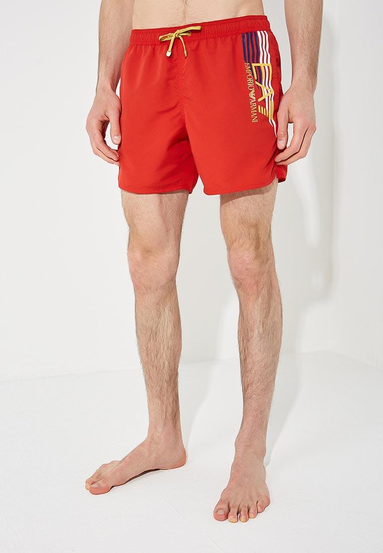 Мужские шорты для плавания EA7 902000 8P733