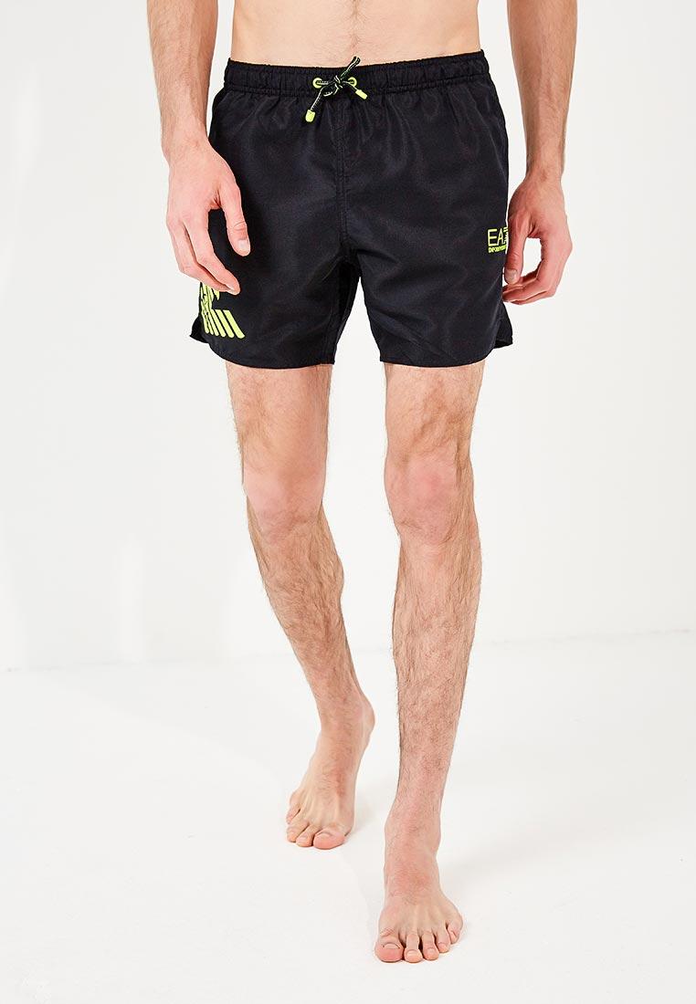 Мужские шорты для плавания EA7 902000 8P741