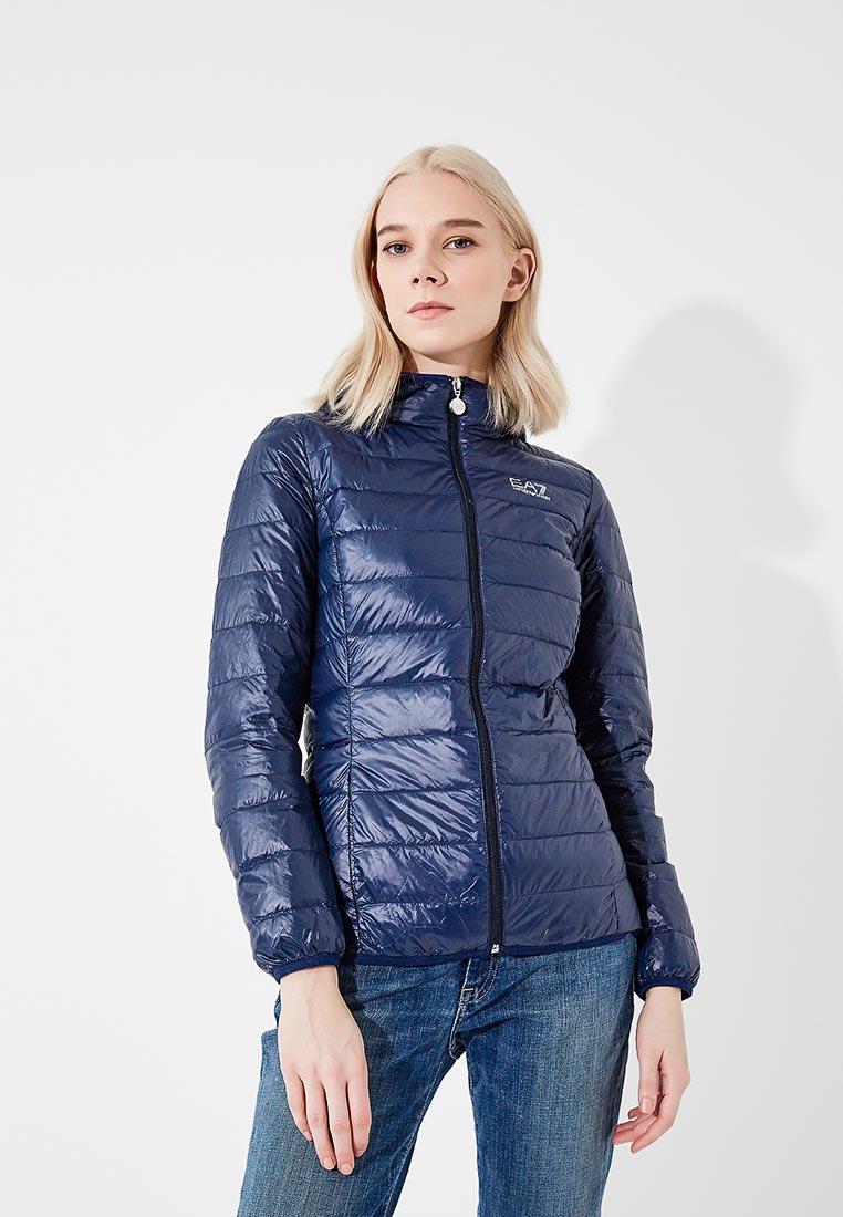 Утепленная куртка EA7 8NTB14 TN12Z