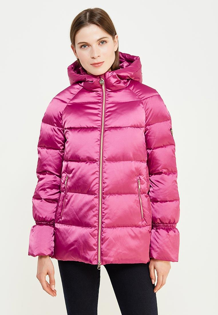 Утепленная куртка EA7 6YTB06 TN05Z