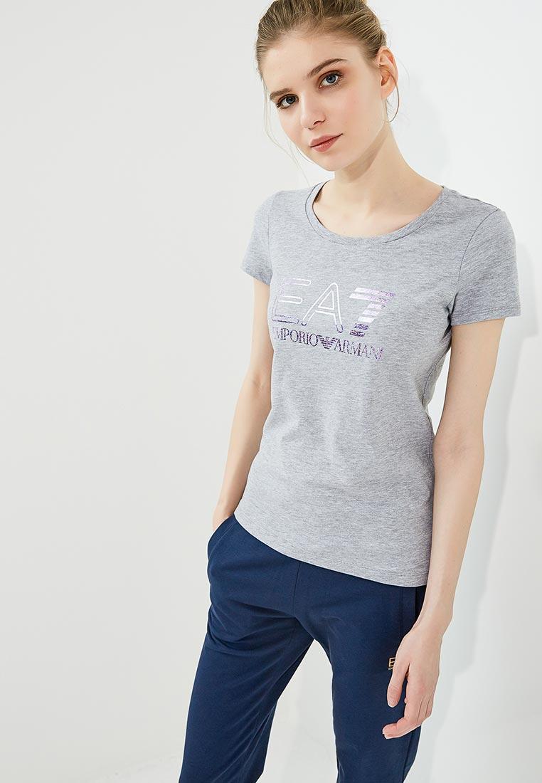 Спортивная футболка EA7 3ZTT85 TJ12Z